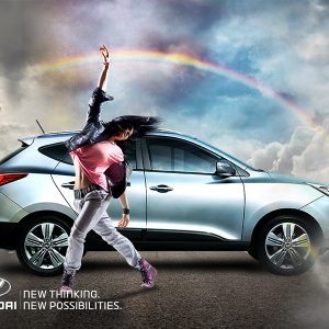 Imidžová komunikácia Hyundai | imidžová oniine komunikácia | klient: Core 4