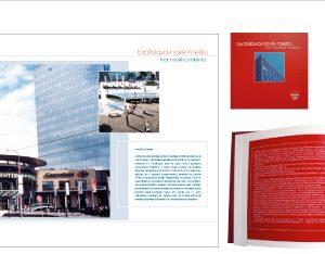 Prezentačná kniha Bratislava – Nove mesto klient: Grafické štúdio September
