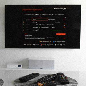 Redizajn Orange TV Archívu | grafické rozhranie NPVR obrazoviek | klient: Wiktor Leo Burnett